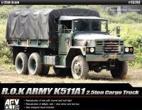 Грузовик K511A1 армии Кореи