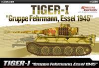 "Танк Tiger-I ""Gruppe Fehrmann Essel 1945"" с циммеритом"