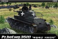 Танк PzKpfw 35(t) командный