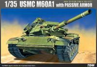 Танк M60A1 с пассивной защитой