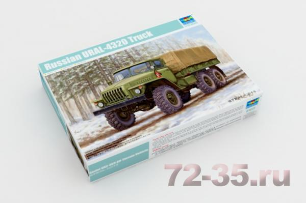 боксарт УРАЛ-4320