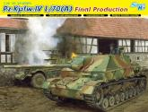 Истребитель танков Pz.Kpfw.IV L/70(A) Final Production