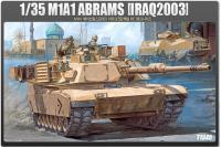 Танк M1A1 ABRAMS Ирак 2003
