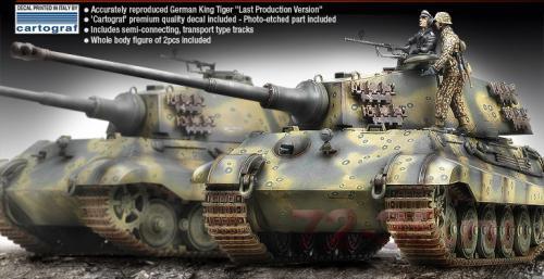 королевский тигр Академия
