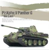 Танк Pz.Kpfw.V Panther Ausf.G «Last production»