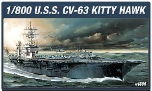 Корабль USS CVN-63 KITTY HAWK