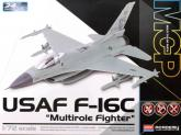 Самолёт USAF F-16C Multirole Fighter