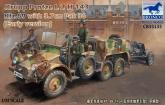 Автомобиль Krupp Protze L2 H 143 Kfz.69 with 3,7 cm Pak 36 (Early version)