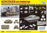 Танк Kingtiger Late Production w/New Pattern Track s.Pz.Abt.506 Ardennes 1944