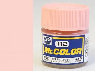 Краска Mr. Color C112 (CHARACTER FLESH (2))