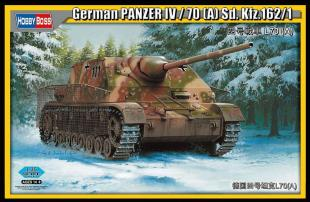 САУ German PANZER IV / 70 (A) Sd. Kfz.162/1