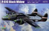 Самолёт P-61C Black Widow