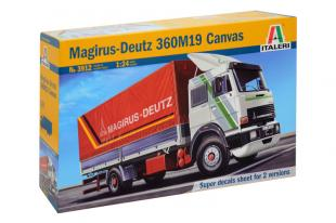 Автомобиль Magirus-Deutz 360M19 Canvas