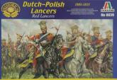 Фигуры Polish/Dutch Lancers