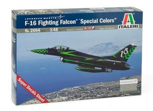 "Самолет F-16 Fighting Falcon ""SPECIAL COLORS"""
