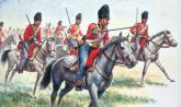 Солдаты BRITISH HEAVY CAVALRY
