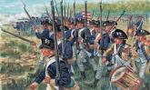 Солдаты AMERICAN INFANTRY (AM.INDEP.WARS 1776 )