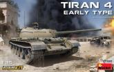 Танк TIRAN 4 EARLY TYPE