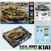 Танк K1A1 армии Кореи