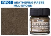 Текстура MR.WEATHERING Paste - Mud Brown